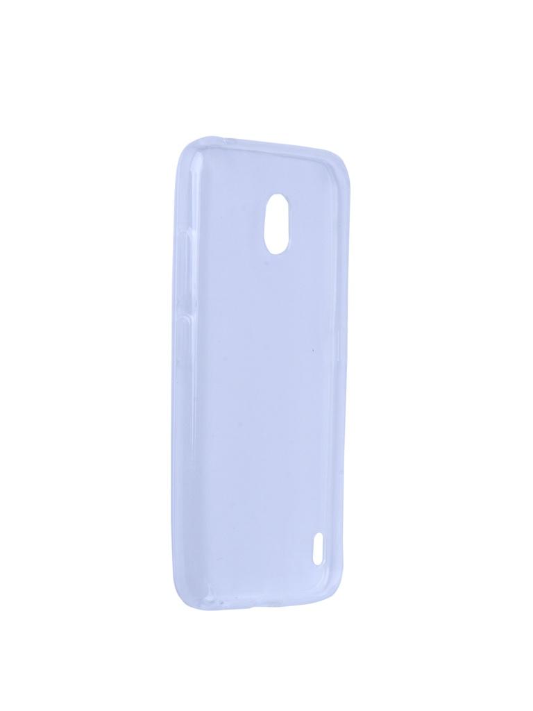 Чехол Neypo для Nokia 2.2 Silicone Transparent NST15102