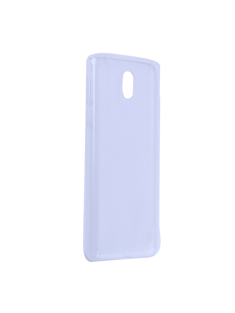 Чехол Neypo для Nokia 1 Plus Silicone Transparent NST15092