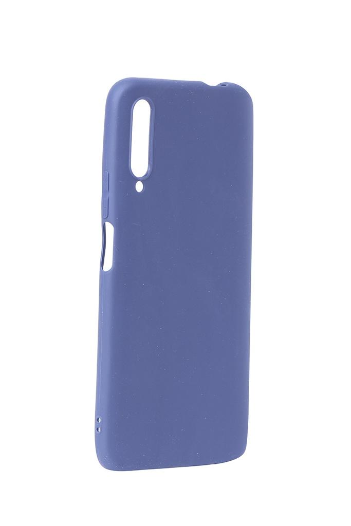 Чехол Neypo для Honor 9X/9X Pro Soft Matte Silicone Dark Blue NST15164