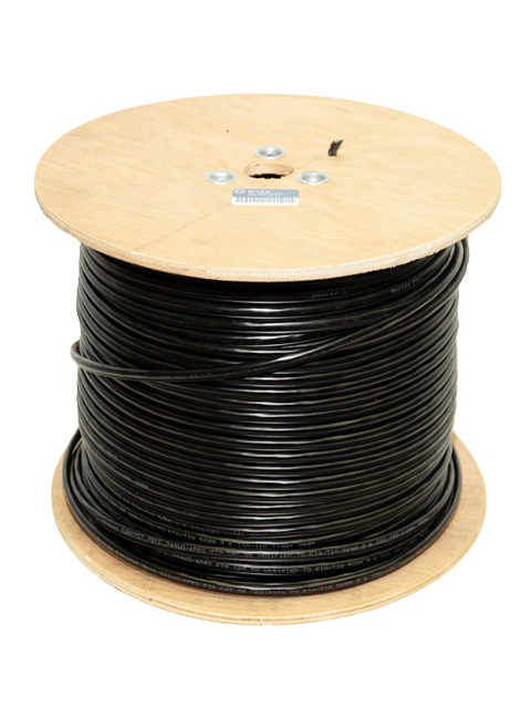 Сетевой кабель Кабель 5bites Express FTP/SOLID/5E/24AWG/COPPER/PE/BLACK/OUTDOOR/DRUM/305M FS5525-305BPE