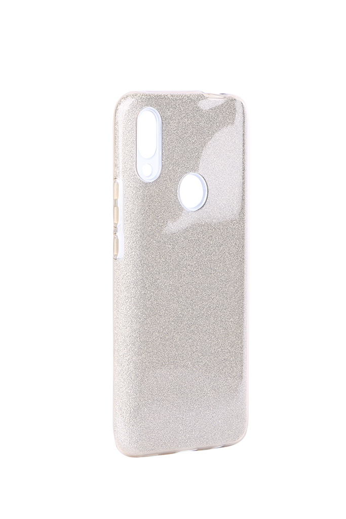 Чехол Neypo для Huawei P Smart Z Brilliant Silicone Gold Crystals NBRL13220