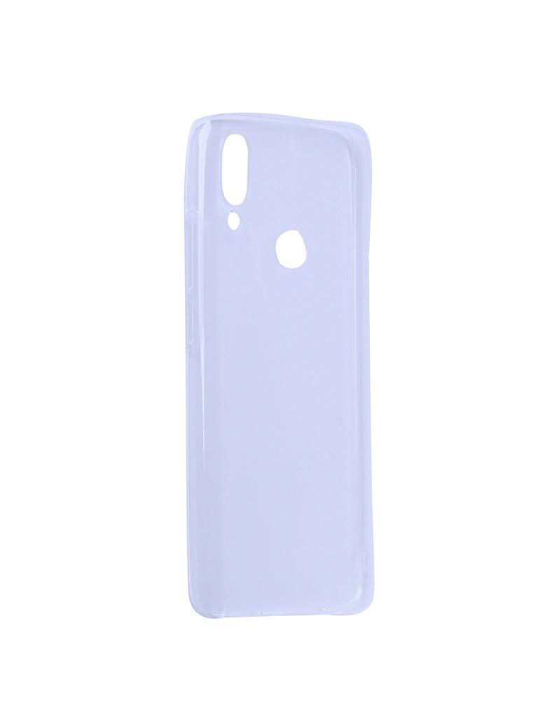 Чехол Neypo для Meizu Note 9 Lite Silicone Transparent NST15091