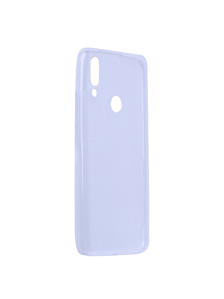 Чехол Neypo для Meizu Note 9 Silicone Transparent NST15090