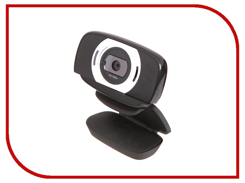 Вебкамера Logitech Webcam C615 HD 960-000737 / 960-001056 logitech c670i cmos hd video calling webcam with usb2 0 resolution 1024 768 support official test for pc laptop retail package