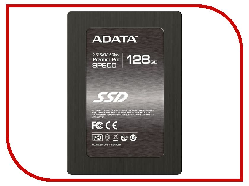 Жесткий диск 128Gb - A-Data Premier Pro SP900 ASP900S3-128GM-C