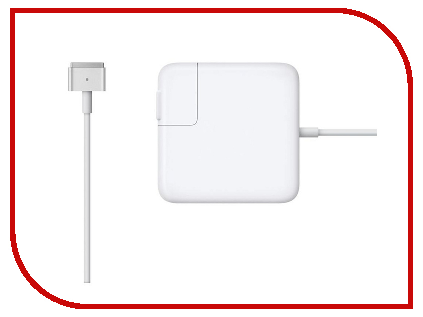 Аксессуар APPLE 45W MagSafe2 Power Adapter for MacBook Air MD592Z/A 45w l shape magsafe power adapter charger for apple macbook air 11 13