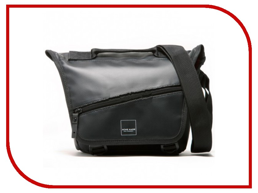 Сумка Acme Made Union Kit Messenger Black 79706<br>