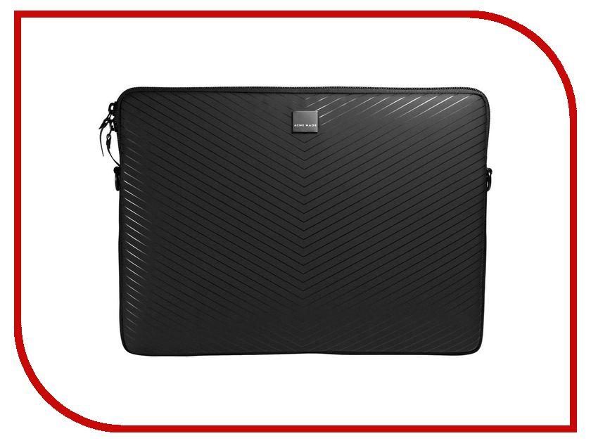Аксессуар Чехол 10.0-inch Acme Made Smart Laptop Sleeve Black Chevron 78515