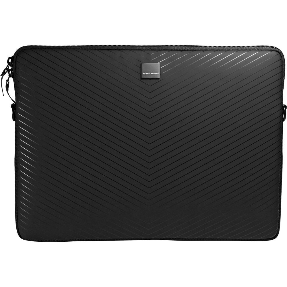 Аксессуар Чехол 10.0-inch Acme Made Smart Laptop Sleeve Black Chevron AM00824 цена