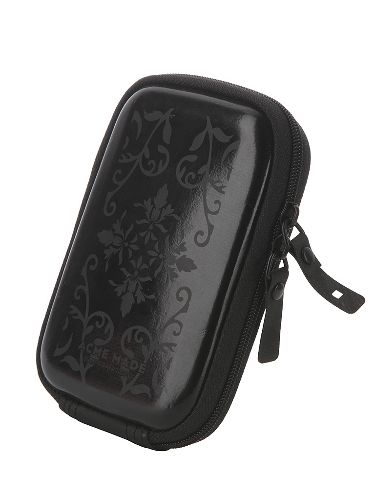 Сумка Acme Made Sleek Case Black antik 77658