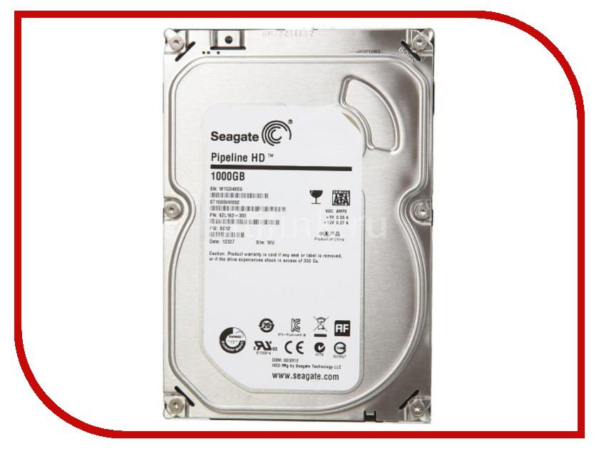 внутренние HDD/SSD ST1000VM002  Жесткий диск 1Tb - Seagate ST1000VM002 Pipeline HD