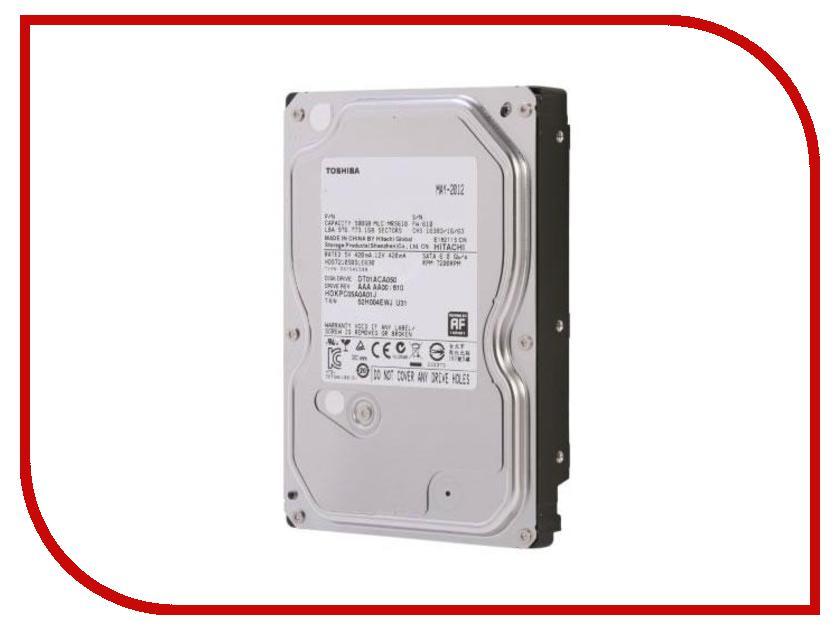 Жесткий диск 500Gb - Toshiba DT01ACA050 toshiba p300 hdwd130uzsva