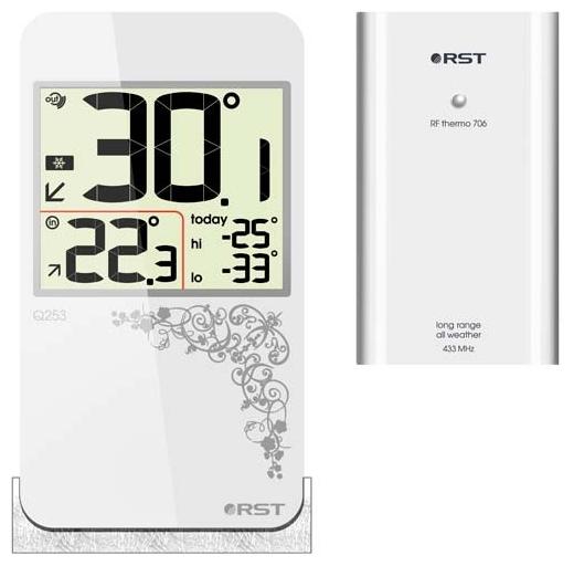 Термометр RST 02253 White