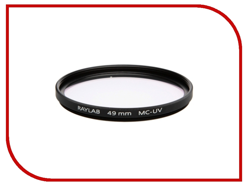 Светофильтр Raylab MC-UV 49mm светофильтр marumi mc c pl 55mm