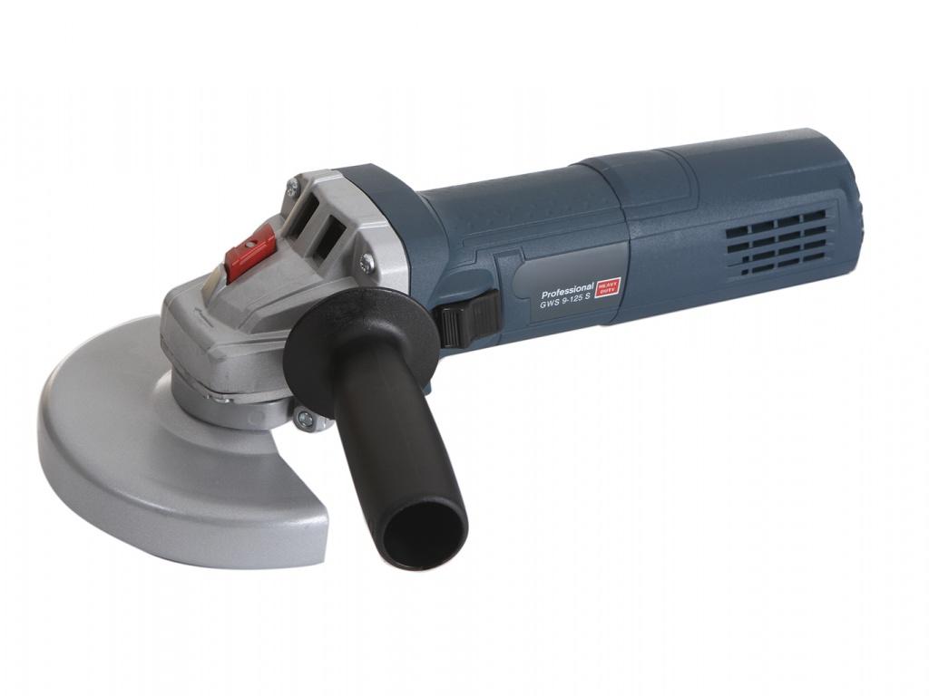 Шлифовальная машина Bosch GWS 9-125 S 0601396122 шлифовальная машина bosch gws 26 230 lvi professional 0601895f04