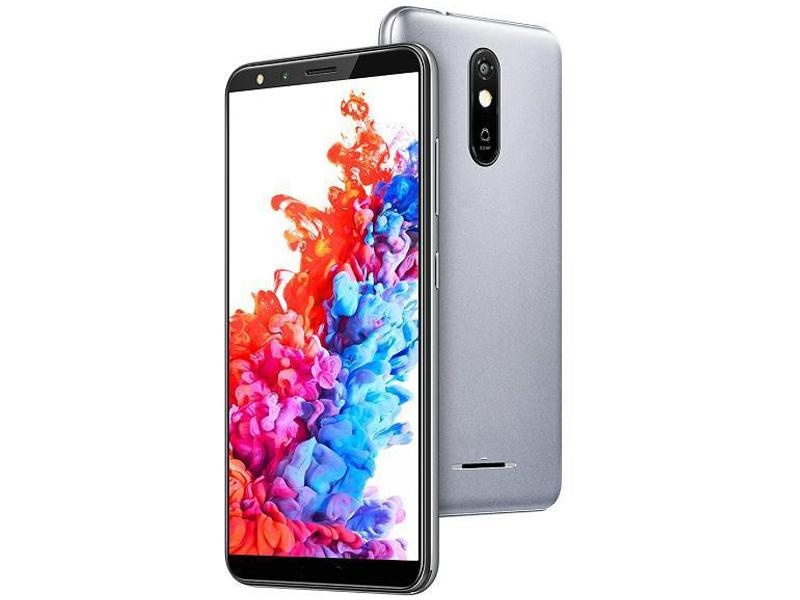 Сотовый телефон TP-LINK Neffos C7 Lite Grey сотовый телефон tp link neffos c5 plus 1 8gb blue