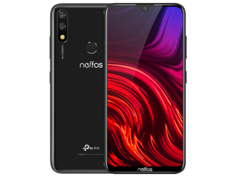 Сотовый телефон Neffos X20 32Gb Black TP7071A55RU