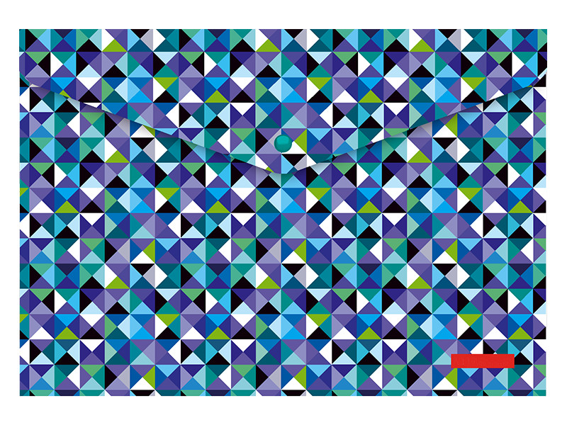 Папка ErichKrause Cubes А4 47065