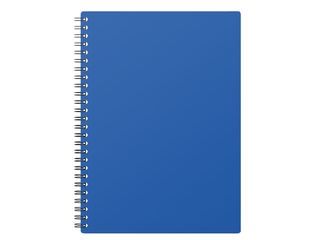 Тетрадь ErichKrause Classic А5 60 листов Blue 46943