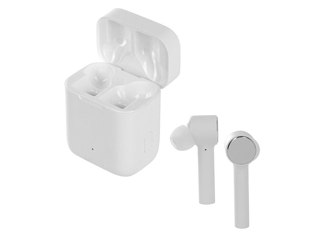 Наушники Xiaomi Mi AirDots Pro White Case Выгодный набор + серт. 200Р!!!