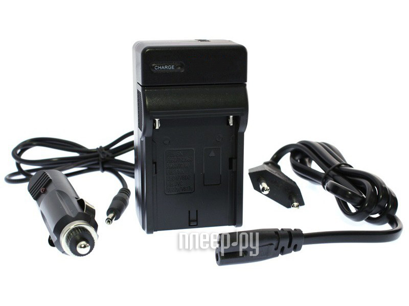Зарядное устройство Relato CH-P1640/BG1 для Sony NP-BG1/BD1/FT1/FR1/FE1