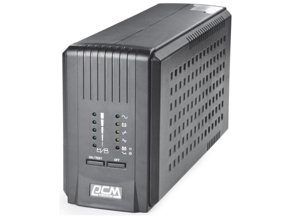 Источник бесперебойного питания Powercom SMART KING PRO+ SPT-500