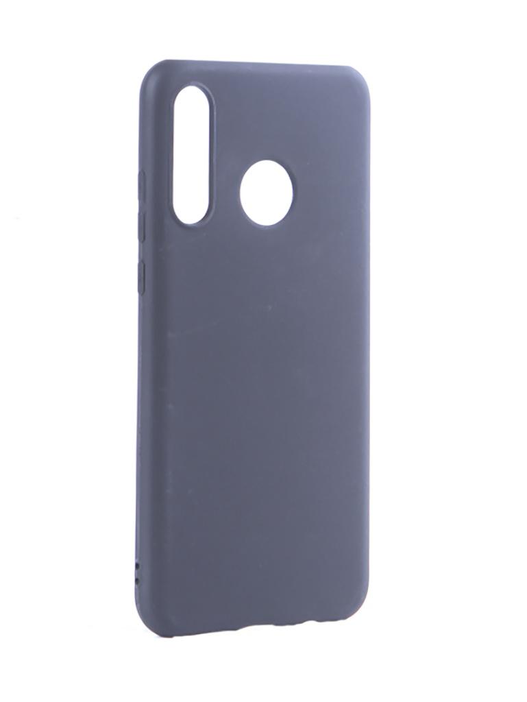 Аксессуар Чехол Pero для Huawei P30 Lite Soft Touch Black CC01-P30LB