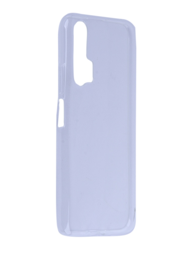 Чехол iBox для Honor 20 Pro Crystal Silicone Transparent УТ000018482 аксессуар чехол huawei honor 5c ibox crystal grey