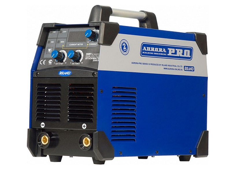 Сварочный аппарат Aurora STICKMATE 250/2 Dual Energy