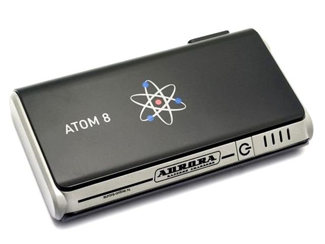 Устройство Aurora ATOM 08 8000mAh устройство aurora atom 40