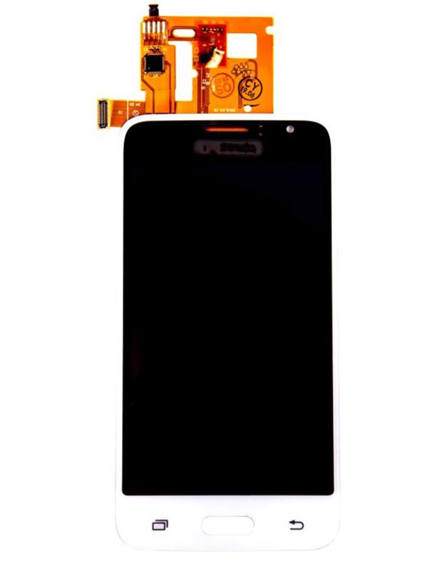 Дисплей CY sagaJ120wh White для Samsung Galaxy J1 SM-J120