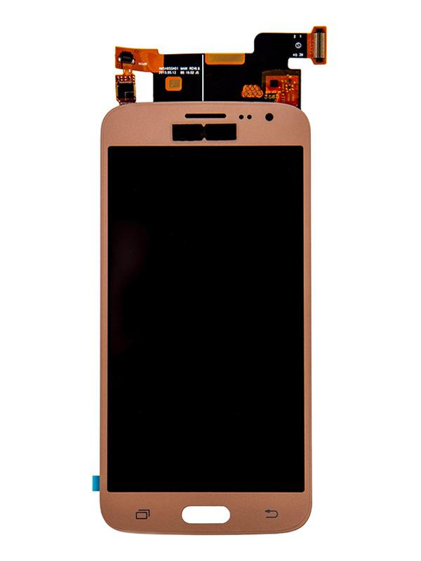 Дисплей CY sagaJ210gd Gold для Samsung Galaxy J2 SM-J210