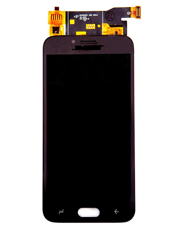 Дисплей CY sagaJ250bk Black для Samsung Galaxy J2 SM-J250