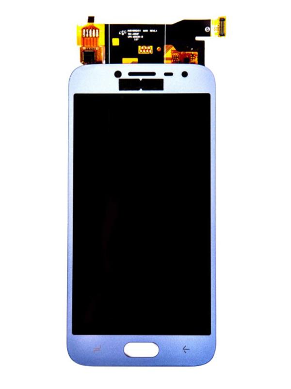 Дисплей CY sagaJ250bl Light Blue для Samsung Galaxy J2 SM-J250