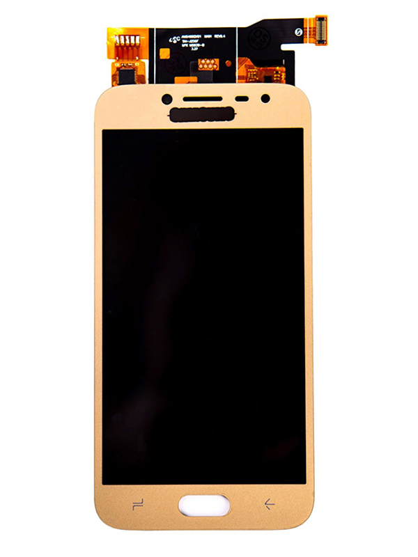 Дисплей CY sagaJ250gd Gold для Samsung Galaxy J2 SM-J250