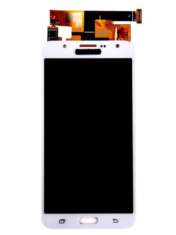 Дисплей CY sagaJ701wh White для Samsung Galaxy J7 Neo SM-J701