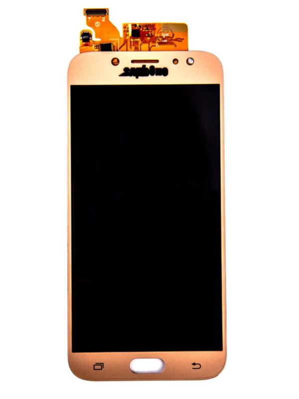 Дисплей CY sagaJ730gd Gold для Samsung Galaxy J7 SM-J730 аксессуар чехол для samsung galaxy j7 j730 2017 gecko silicone black s geska sam j730 bl