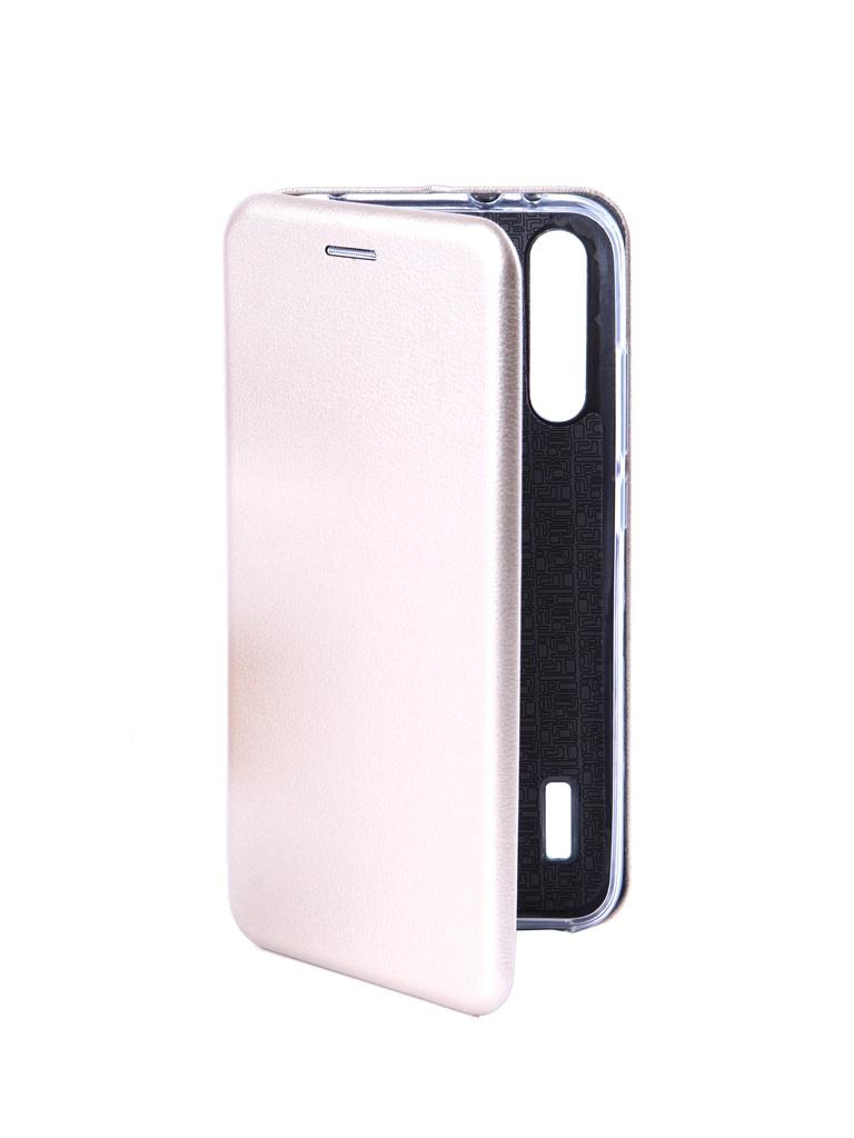 Аксессуар Чехол Zibelino для Xiaomi Mi A3 / CC9e 6.09-inch 2019 Book Gold ZB-XIA-RDM-A3-GLD