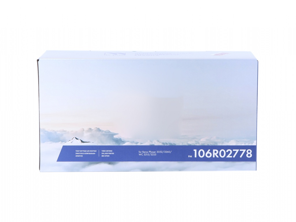 Картридж NV Print T106R02778 для Xerox Phaser 3052/3260/WC 3215/3225