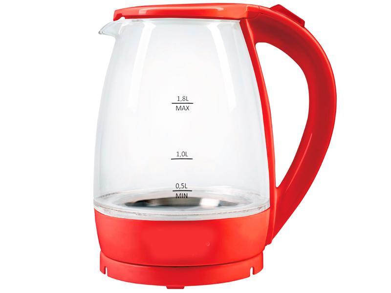 Чайник Мастерица EK-1801G Ruby