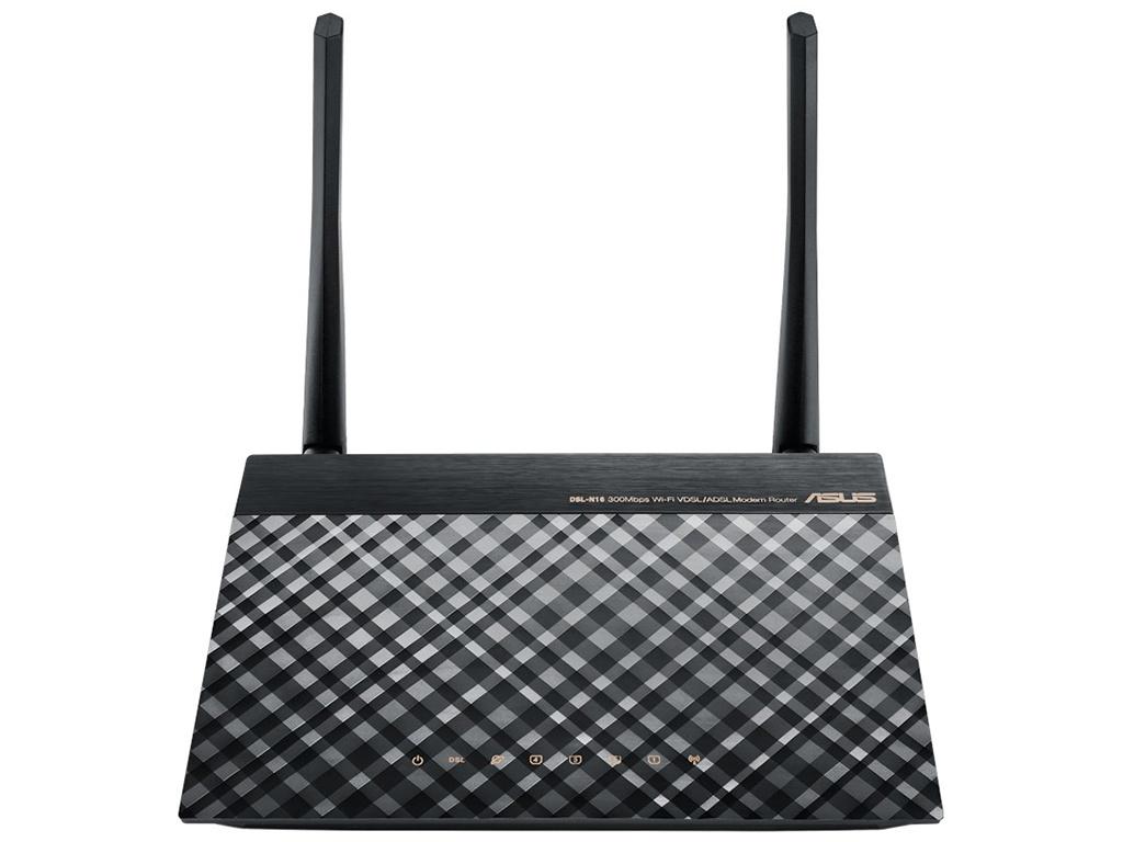 Wi-Fi роутер ASUS DSL-N16 цена