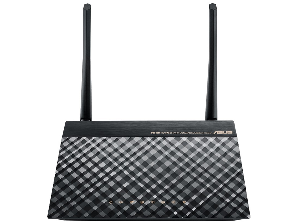 Wi-Fi роутер ASUS DSL-N16