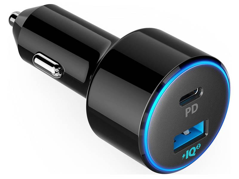 Зарядное устройство Anker PowerDrive 2 PD/PIQ A2229H12