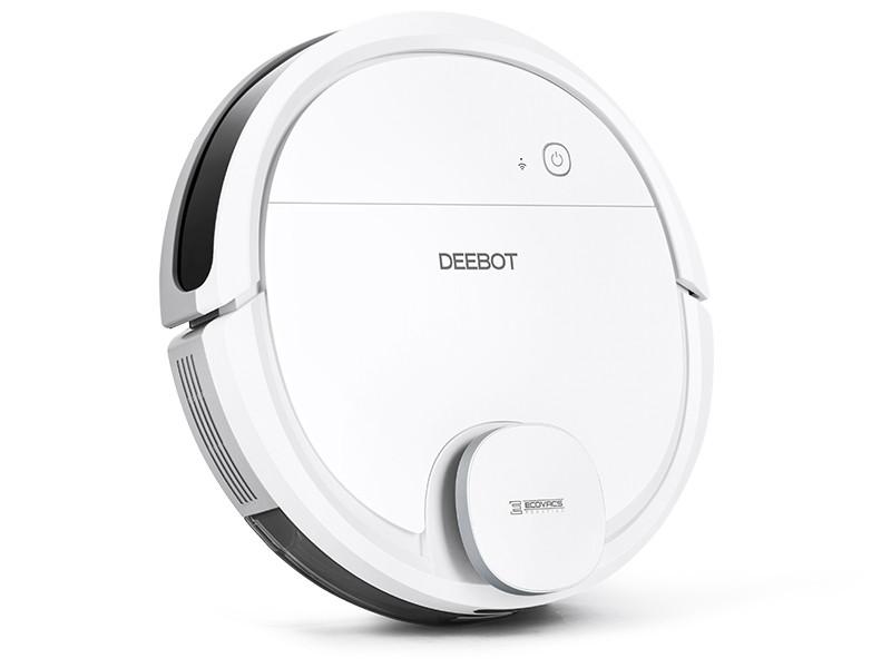 Робот-пылесос Ecovacs Deebot DN5G.02 White