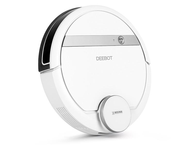 Робот-пылесос Ecovacs Deebot DE6G White