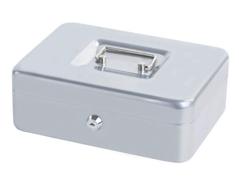 Ящик-сейф Brauberg Silver 291059