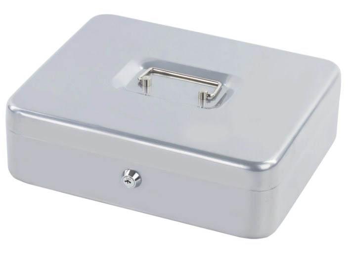 Ящик-сейф Brauberg Silver 291060