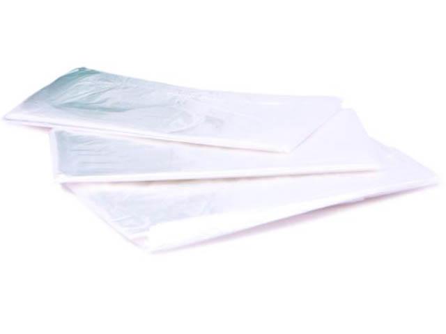 Чехлы для одежды полиэтиленовые Paterra 3шт 65x100cm 402-377