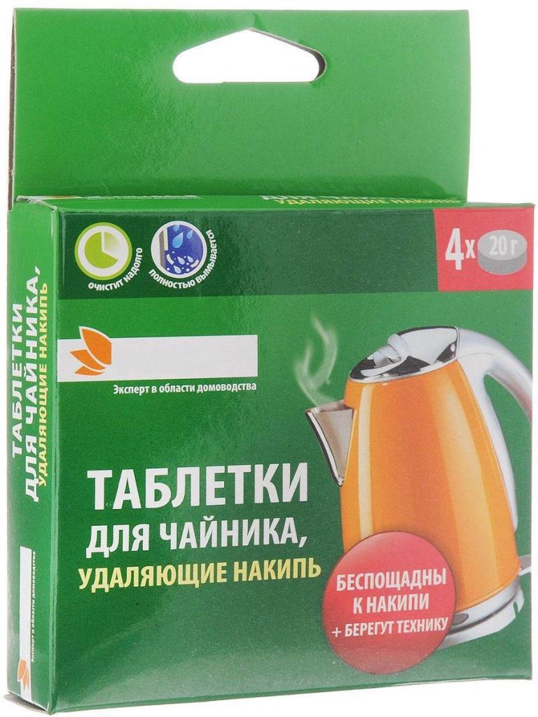 Аксессуар Таблетки для чайника Paterra 4шт 402-475