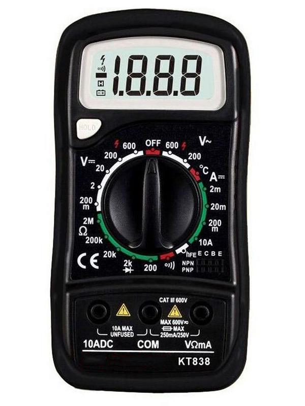 Мультиметр КВТ Proline KT 838 79128